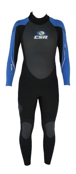 845699bdec CSR by Crewsaver Elite Kids 53 Steamer Full Length Wetsuit ( Blue )