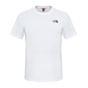 The North Face Men's Redbox SS Tee Size Small (TNF White)
