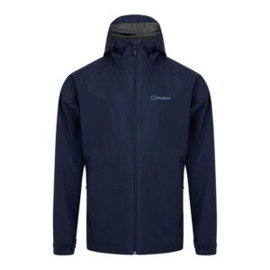 Berghaus Men's Paclite 2.0 GTX Shell Jacket (Dark Blue)