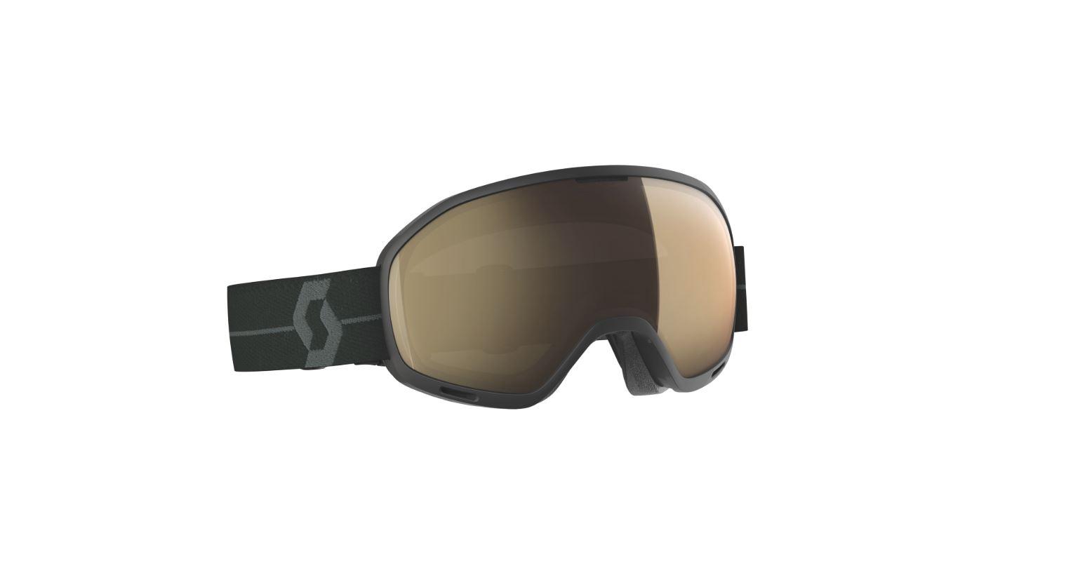 bdaa7fd7ec0 Scott Unlimited II OTG Light Sensitive Snow Sports Goggles (Black ...