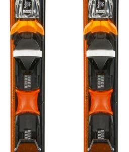 Rossignol Experience 80 HD Skis + Xpress 11 Bindings - 2018