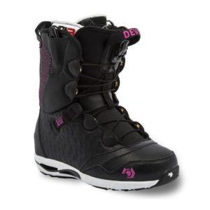Northwave Devine SL Snowboard Boots - Black - 2016