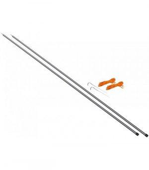 Vango Fibreglass King Pole Set 130cm