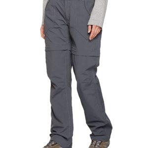 The North Face Women's Horizon Convertible Walking Pants (Vanadis Grey)