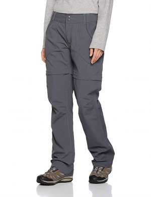 The North Face Women's Horizon Convertible Walking Pants (Vanadis Grey)