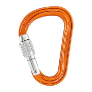 Petzl Attache Screwgate Carabiner