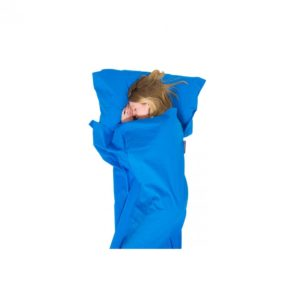 Lifeventure Cotton Sleeping Bag Liner (Mummy)