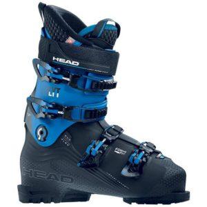 Head Men's Nexo LYT 100 Ski Boots (Black/Blue 2019)