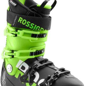 Rossignol Men's Allspeed 100 Ski Boots (Black/Green - 2018/19)