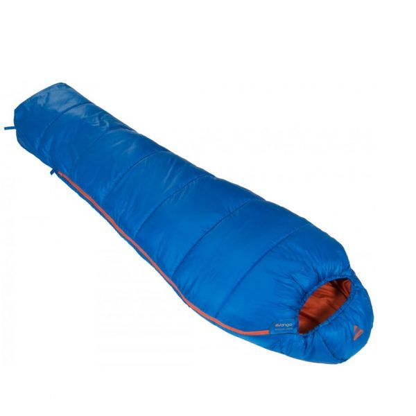 Nitestar Alpha Junior Sleeping Bag 2019 (Cobalt)