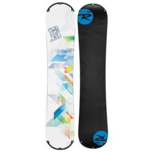 Rossignol Alias Amptek RSP Domes Junior Snowboard - 135cm