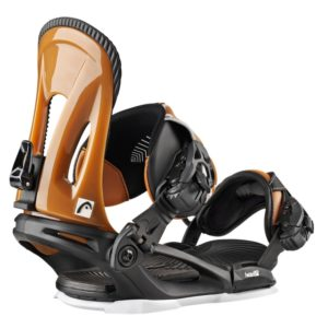 Head NX Three Snowboard Bindings - Mens Size Large ( 7 - 11 UK)