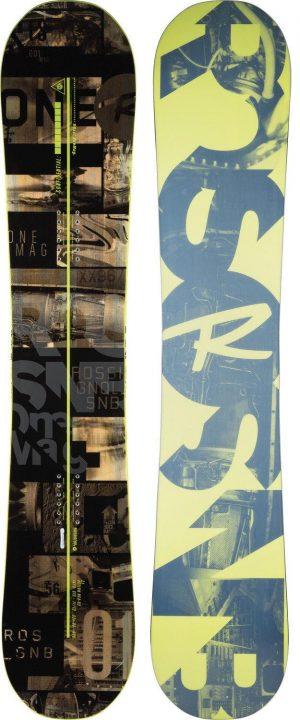 Rossignol One LF (Lite Frame) Snowboard - 2017/18