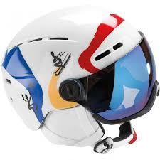 Rossignol JCC Visor Ski Helmet - M/L (53-58cm)