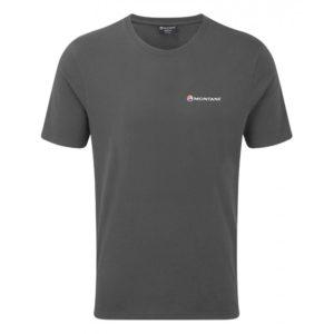 Montane Men's Ama Dablam T Shirt (Stratus Grey )