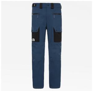 The North Face Men's Slashback Cargo Ski Pants (Blue Wing Teal)