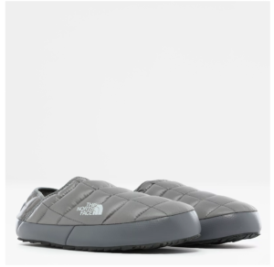 The North Face Men's Thermoball Traction Mule V (Zinc Grey/ Highrise Grey)