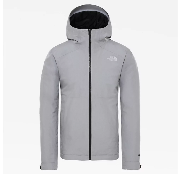 The North Face Men's Millerton Insulated Jacket (Mid Grey Heather)