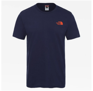 The North Face Men's Simple Dome Tee (Montague Blue)