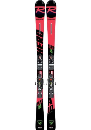 Rossignol Hero Athlete SL Pro Junior Skis+SPX 10 Bindings - Size 142