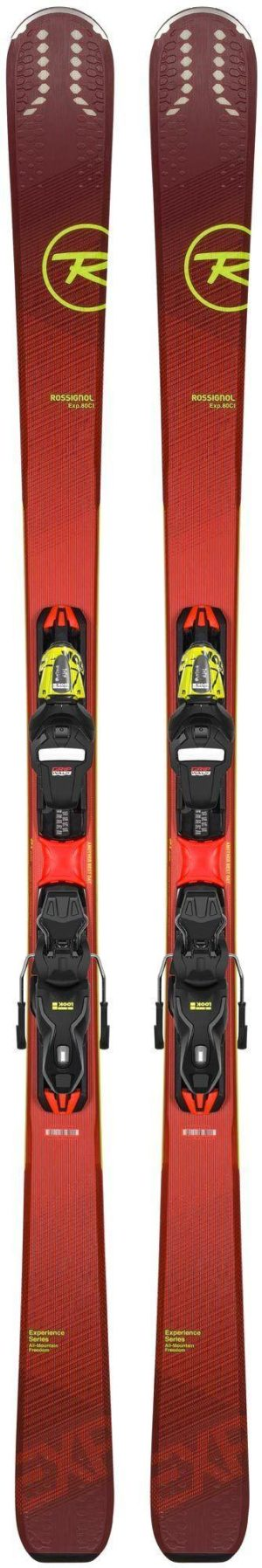 Rossignol Experience 80 Ci Skis + Xpress 11 Bindings - 2020