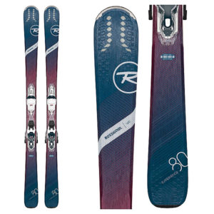 Rossignol Women's Experience 80 Ci Skis + WXpress 11 Bindings - 2020