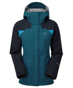 Sprayway Women's Torridon GTX WP Jacket (Lyons/Blazer/Latigo)