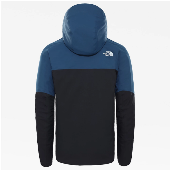 The North Face Men's Chakal Snowsports Jacket (Blue Wing Teal/TNF Black)