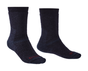 Bridgedale Men's Explorer Heavyweight Merino Performance Socks (Navy)