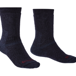 Bridgedale Men's Explorer Heavyweight Merino Performance Socks (Navy)