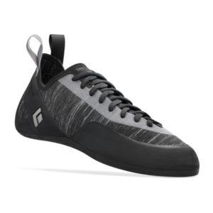 Black Diamond Men's Momentum Lace Climbing Shoes (Ash)