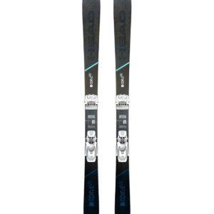 Head Kore 93 Wmns Skis + Attack 12 Bindings 2020 - 162cm