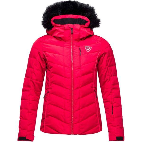 Rossignol Women's Rapide Ski Jacket (Carmin)