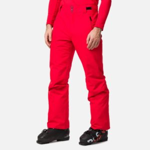 Rossignol Men's Rapide Ski Pants - Salopettes - Red