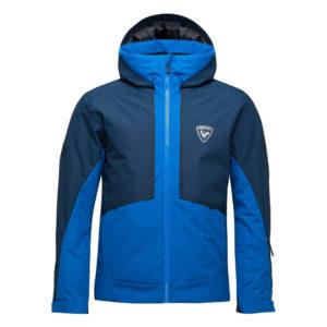 Rossignol Men's Masse Ski Jacket - Snowsports Jacket - Marine