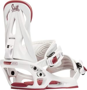 Rome SDS Women's Shift Snowboard Binding - White