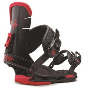 Union Flite Women's Snowboard Bindings - Black - 2015