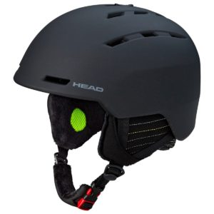 Head Varius BOA Snow Sports Helmet (Black 2019)