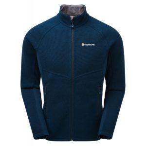 Montane Men's Neutron Fleece Jacket (Narwhal Blue)