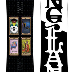 Rome Gang Plank MidWide Snowboard - 2016/17