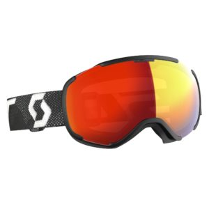 Scott Faze II LS Snow Sports Goggle (Black/White)