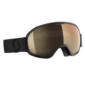 Scott Unlimited 11 OTG Goggles - Light Sensitive - Black - Bronze Chrome Lense - Cat S1-S3