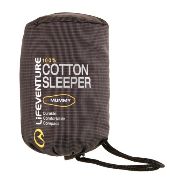 Lifeventure Cotton Trabel Sleeper