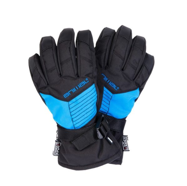 Animal Boys Technical Glove - L/XL (Black/Blue)