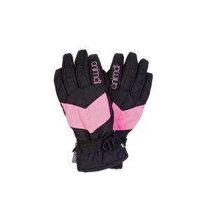 Animal Womens Technical Glove (Black/Pink)