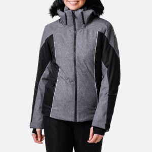 Rossignol Women's Ski Jacket - Heather (Size 10 UK)