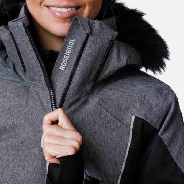 Rossignol Women's Ski Jacket - Heather (Size 10 UK)