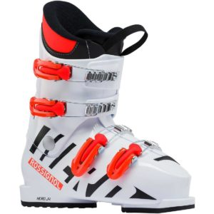Rossignol Hero J4 Junior Ski Boots - 23.5 (White)