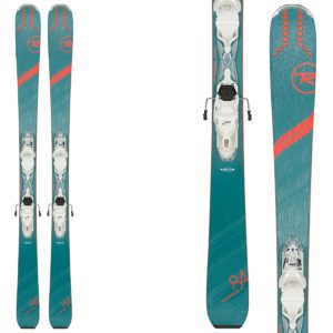 Rossignol Wmns Experience 84 Skis with Xpress W11 B93 Bindings