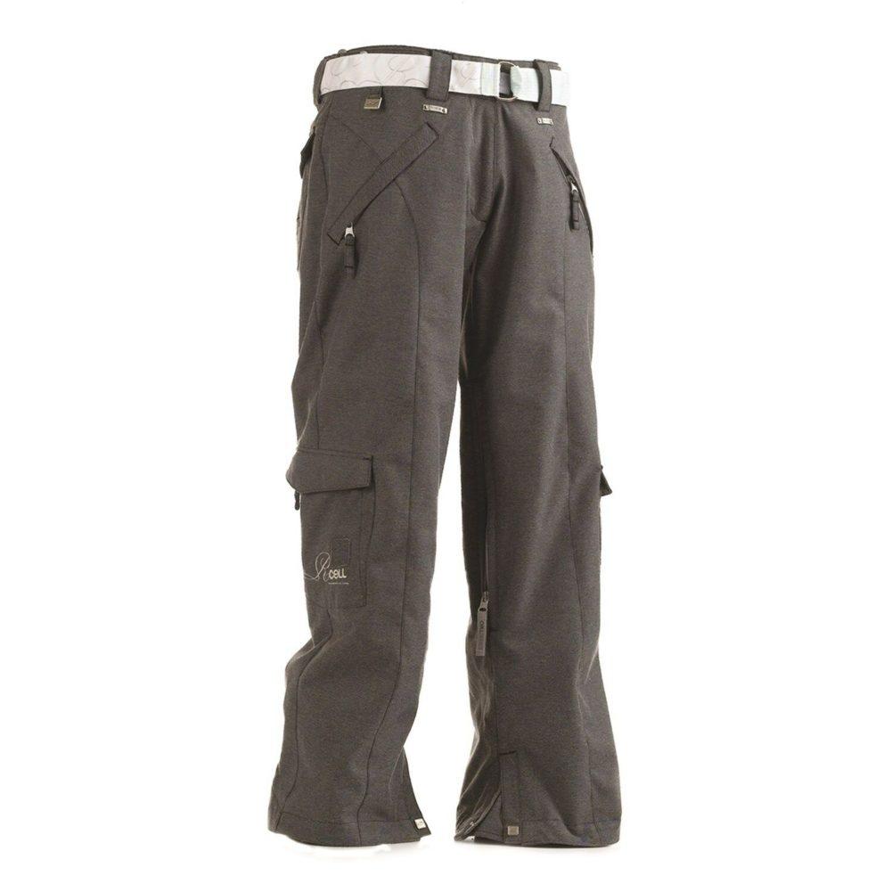 Ride Gatesville Cargo Snow Pants (Heather Twill) - UK 14